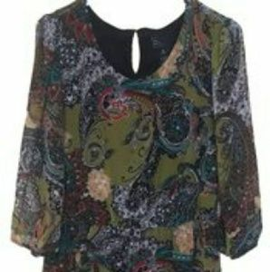 Tops - Woman's beautiful cultural blouse Unity World Wear